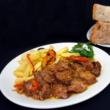 Carne Gobernada al estilo Oviedo